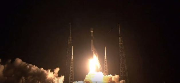 FOTO/Lansiranje Starlink satelita, SpaceX - Twitter