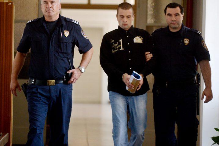 Haris Junuzović optužen je za pokušaj ubojstva ugostitelja nožem / Foto Damir ŠKOMRLJ