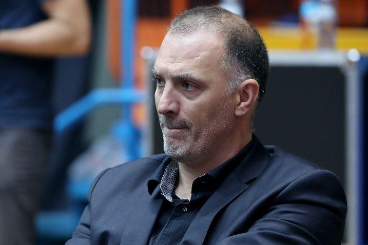 Veljko Mršić na mjesto izbornika dolazi s pozicije sportskog direktora Cedevite/Foto PIXSELL