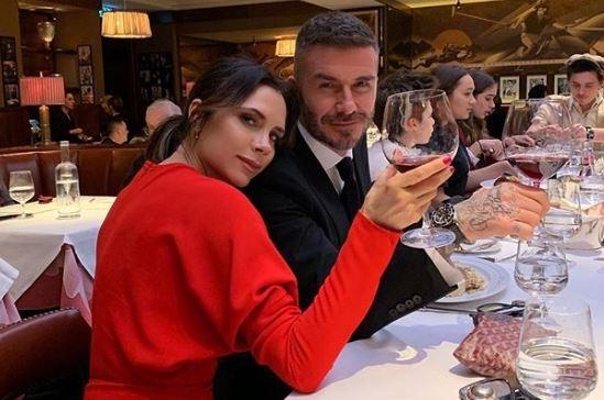 FOTO/Victoria Beckham, Instagram