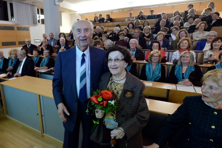 Prof. dr. Vjakoslav Bakašun i dr. Tonica Turato / Foto: D. ŠKOMRLJ