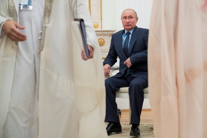 Vladimi Putin / Foto: REUTERS