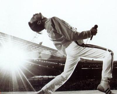 FOTO/Freddie Mercury, Flickr