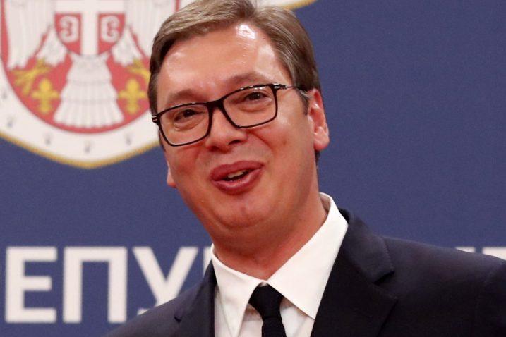 Aleksandar Vučić / Foto: REUTERS