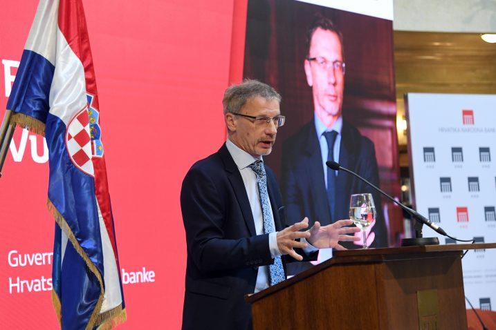 Boris Vujčić  Foto: Josip Regović/PIXSELL