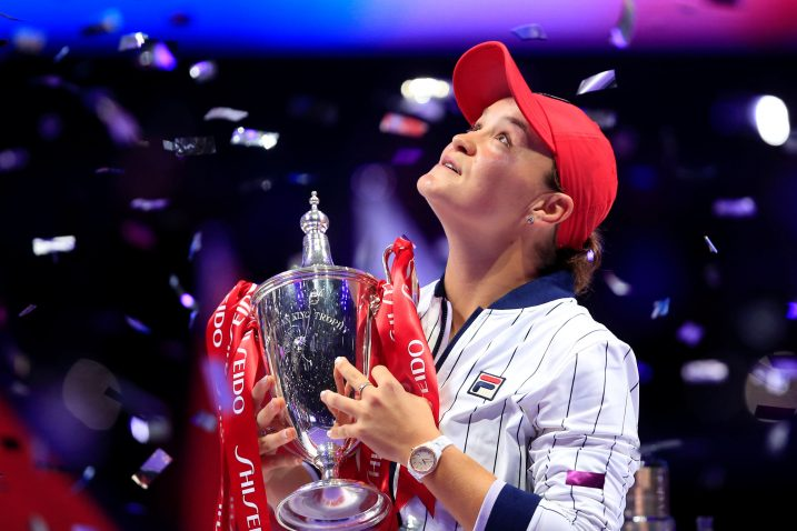 Ashleigh Barty/Foto REUTERS