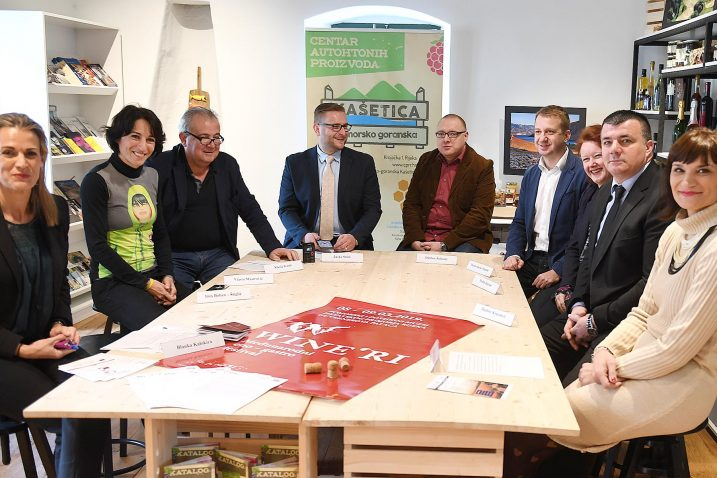Organizatori najavili vinski spektakl u Guveru / Snimio Ivica TOMIĆ
