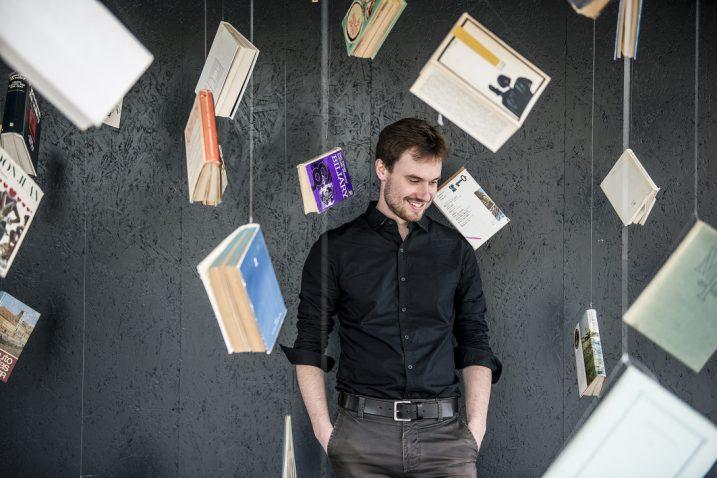 Marek Šindelka napisao je aktualan roman o izbjegličkoj krizi / Foto  MAREKSINDELKA.COM