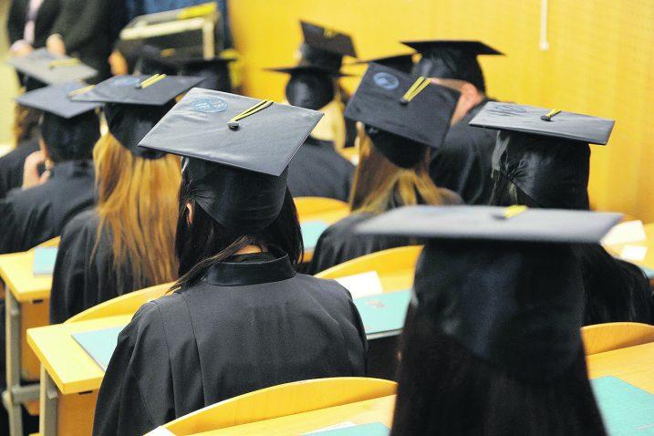 Na anketu odgovorili studenti koji su upravo završili preddiplomski, diplomski ili integrirani studij / NL arhiva