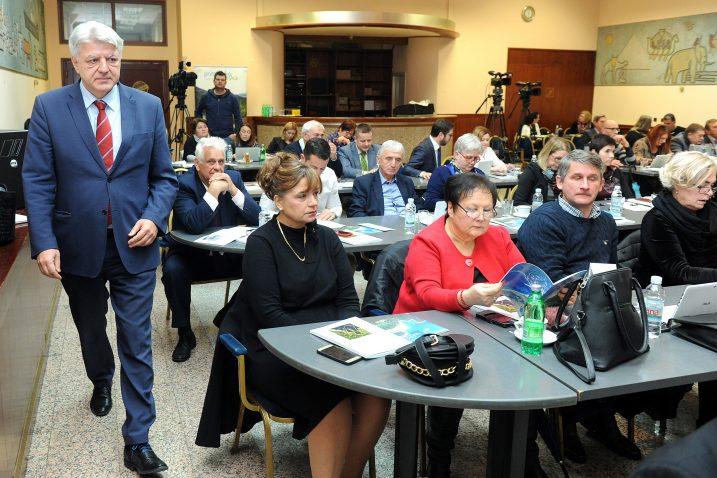 Županija brine o dobrobiti gospodarstva - Zlatko Komadina / Snimio Marko GRACIN
