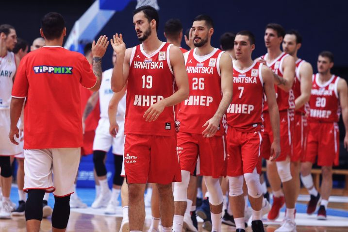 Hrvatska košarkaša ponovo je dotaknula dno.../Foto PIXSELL