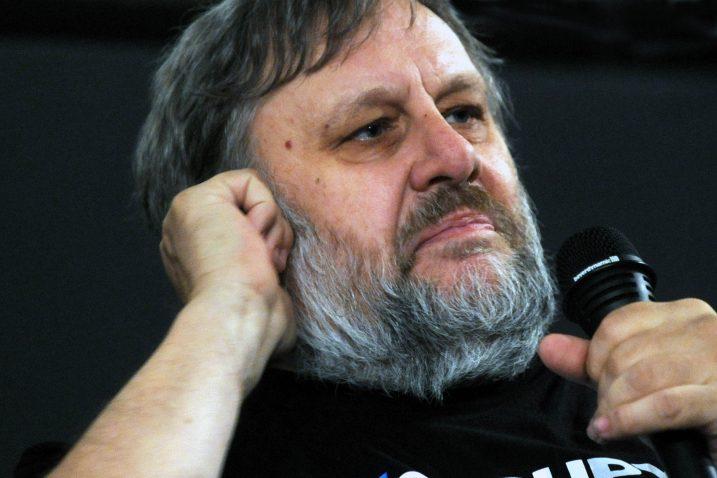 Slavoj Žižek / Foto: Novi list