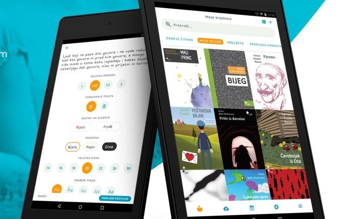 Aplikaciju OmoReader prepoznale su i nagradile i druge renomirane institucije