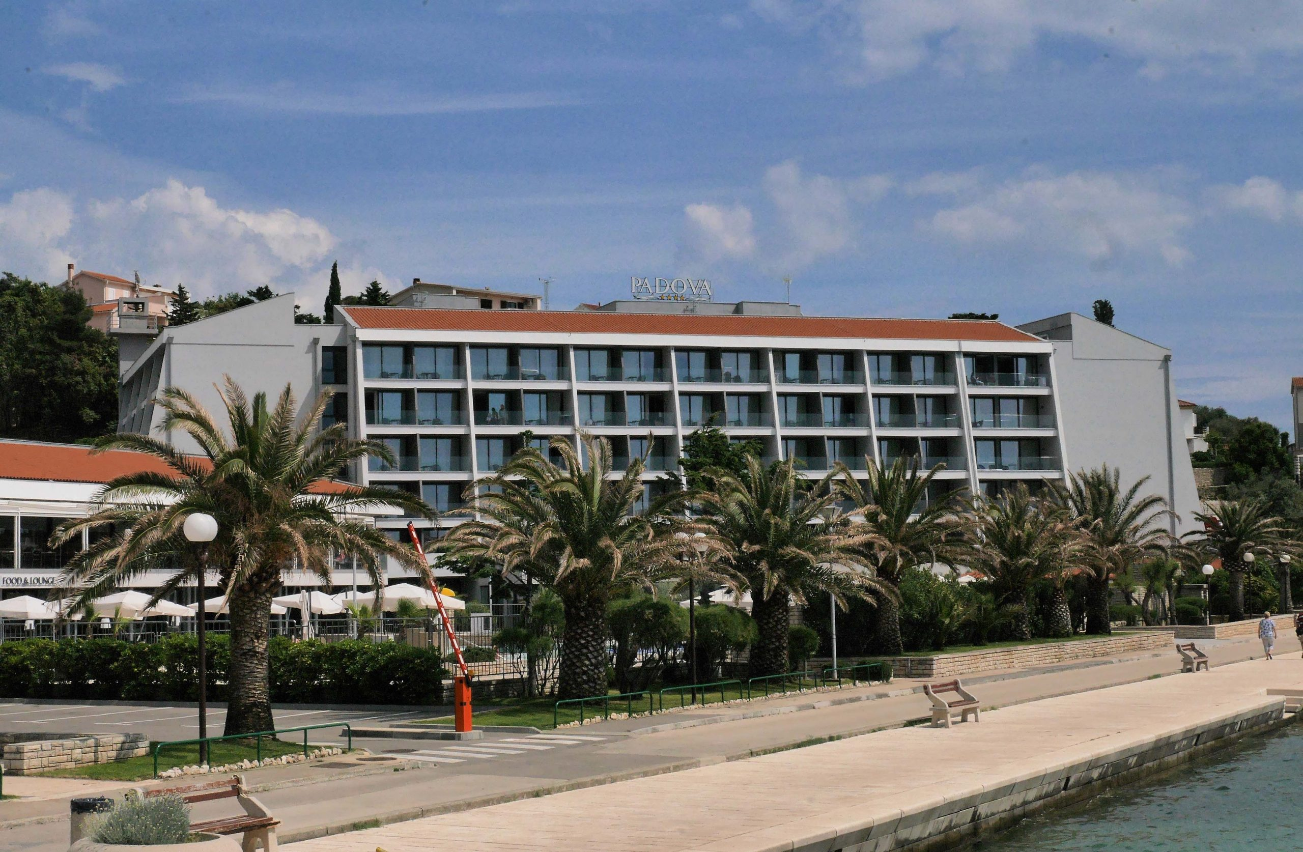 Hotel Padova sada je dio tvrtke Imperial Riviera d.d. / Snimio Marin ANIČIĆ