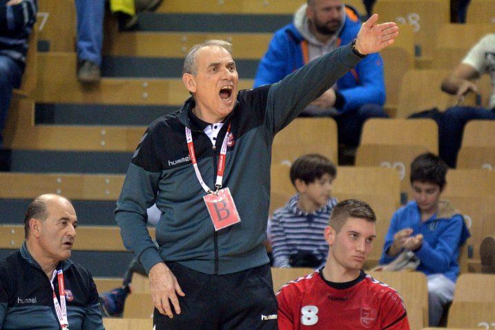Nedjeljko Lalić, trener Zamećana/Foto Arhiva NL