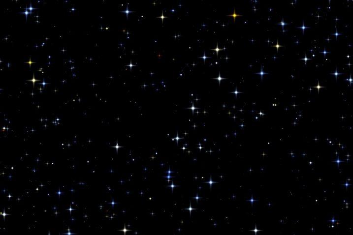 FOTO/Polje zvijezda, PIxabay
