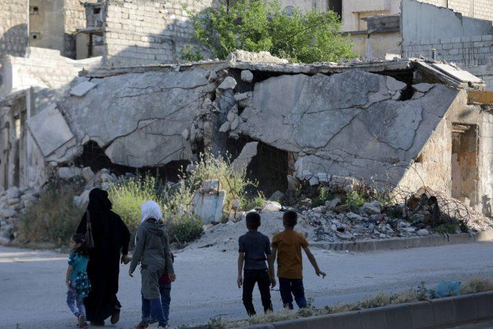 FOTO/RUTERS: Idlib, Sirija