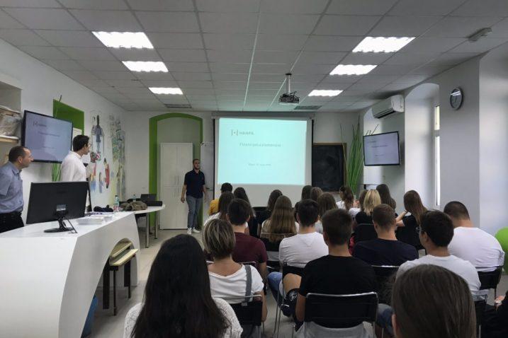 Edukacija Savjeta mladih i HANFA-e