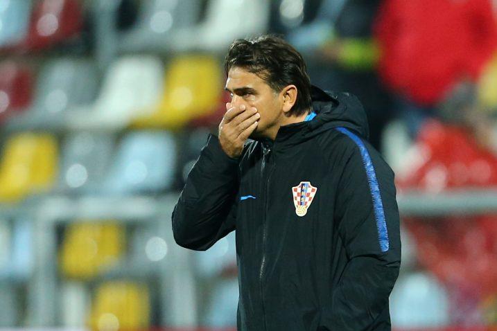 Zlatko Dalić/Foto REUTERS