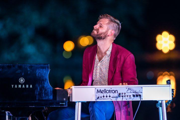 Pianotron doista jest moj novi početak - projekt u kojem upoznajem sebe kao čovjeka i kao glazbenika i gdje radeći na sebi, radim i na svojoj glazbi - i obrnuto - Zvjezdan Ružić / Foto Simone DI LUCA