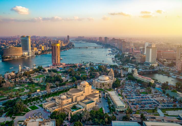 Cairo/iStock