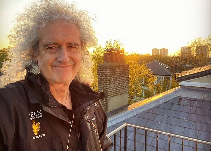 Brian May/Instagram
