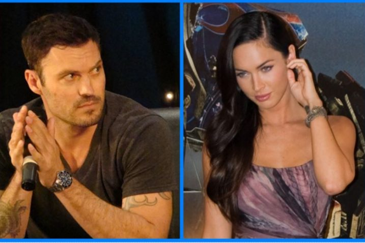 Brian Austin Green, Megan Fox/Wikimedia Commons