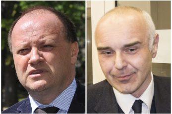 Tko će voditi KBC Rijeka - Dr. Davor Štimac i dr. Alen Ružić / Foto: Arhiv NL