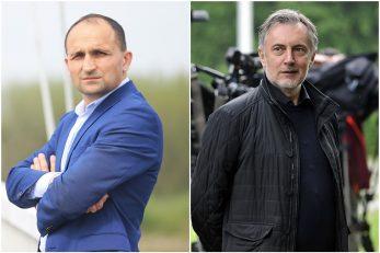 Ivan Anušić (Pixsell) i Miroslav Škoro (Novi list)