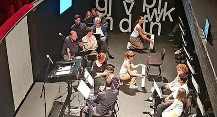 Predstava je izvedena u rupi za orkestar / Foto D. ŠOKČEVIĆ