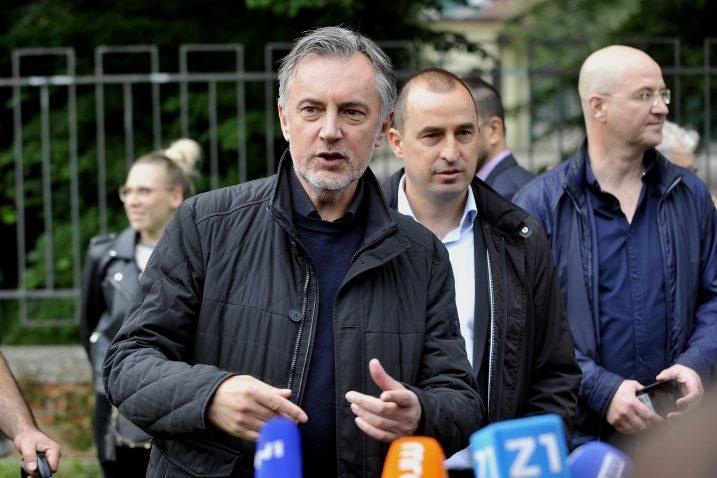Miroslav Škoro i Nenad Matić / Foto: D. KOVAČEVIĆ