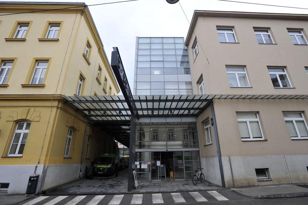 Zgrada u kojoj se nalaze uredi Ane Karamarko / Foto: D. KOVAČEVIĆ