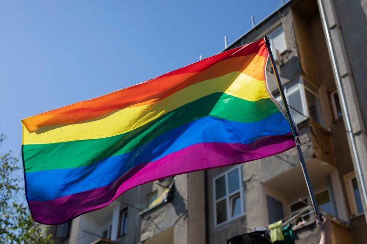 Foto Facebook Zagreb Pride