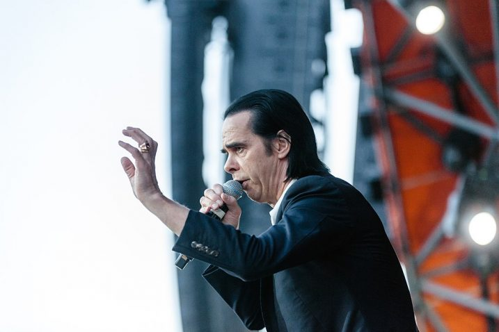 NIck Cave/Wikimedia Commons
