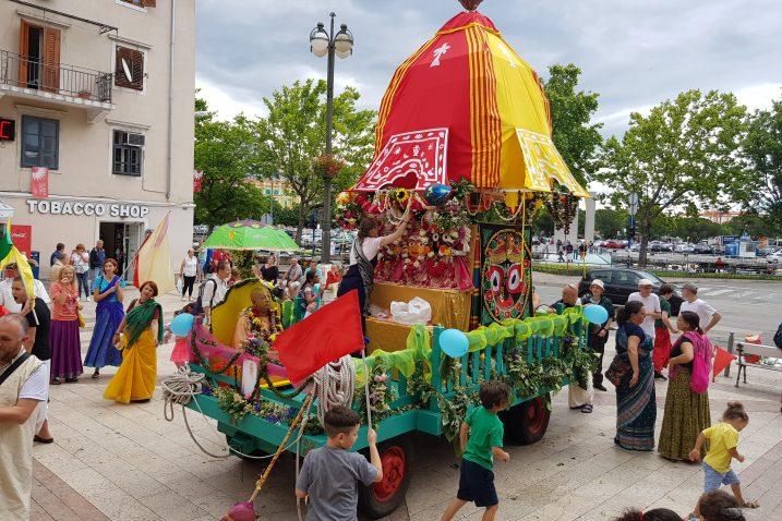 Festival kočija na Korzu / Foto Marko GRACIN