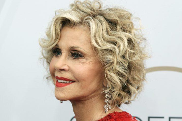 Jane Fonda / Reuters