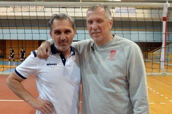 Dva riječka stručnjaka Leo Barić i Igor Lovrinov danas će se sučeliti na klupama Mladosti i Rijeke CO