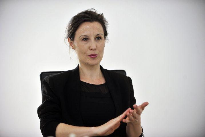Dalija Orešković / Foto Davor Kovačević