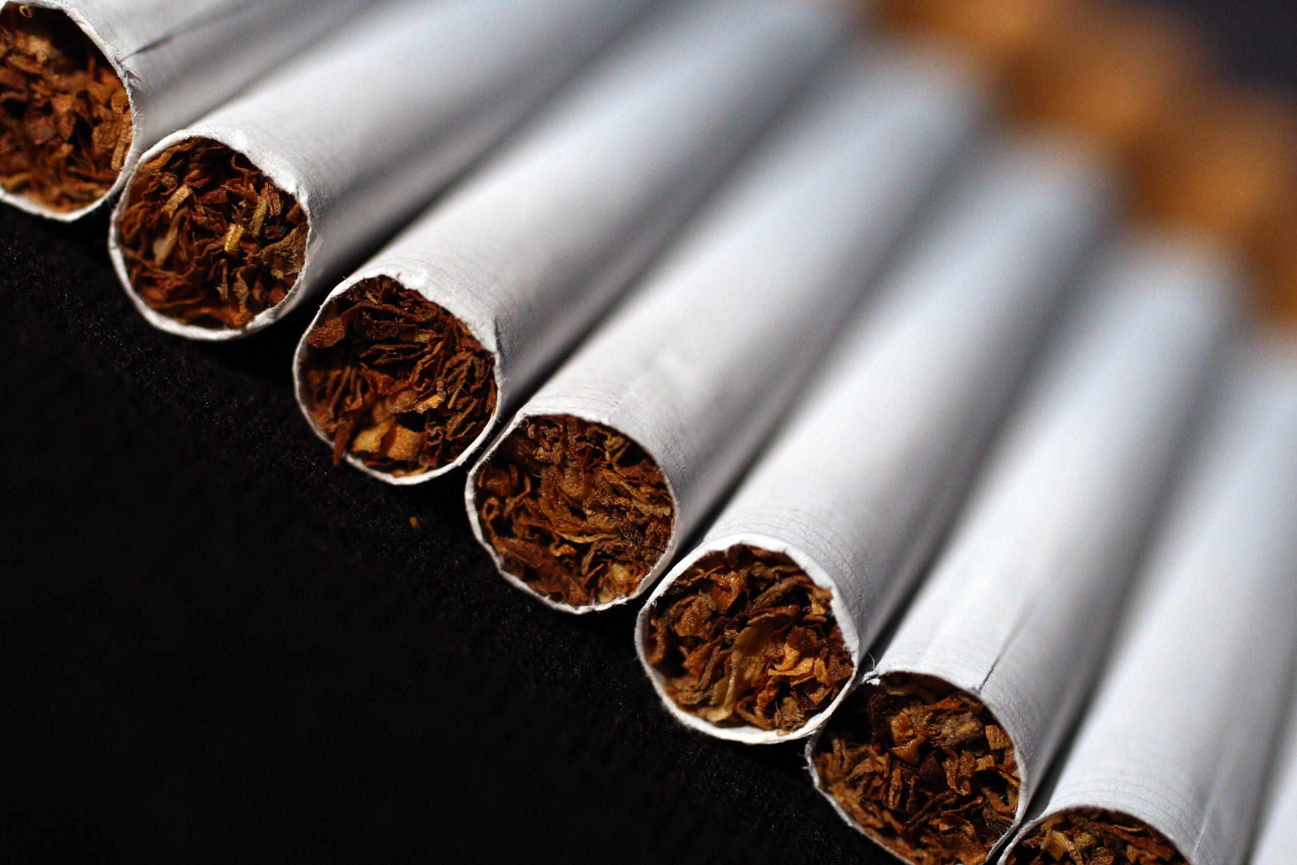 Cigarete / Foto Borna Filic/PIXSELL
