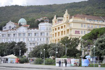 Opatijski hoteli / Snimio Vedran KARUZA