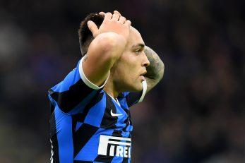 Lautaro Martinez (Inter)/Foto REUTERS