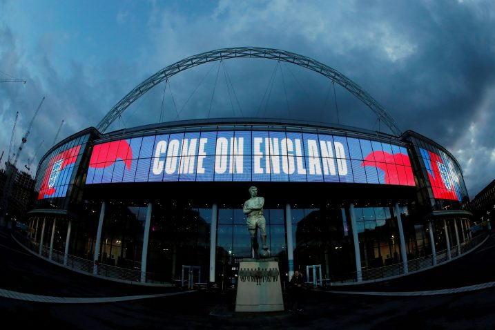 Stadion Wembley/Foto REUTERS