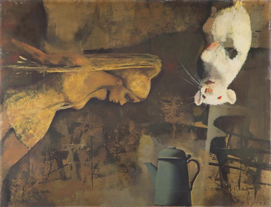 Vladimir Udatny: Čajnik, miš i djevojka