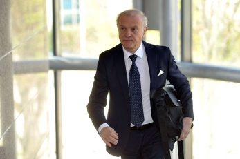 Ministar pravosuđa Dražen Bošnjaković, snimio Davor Kovačević