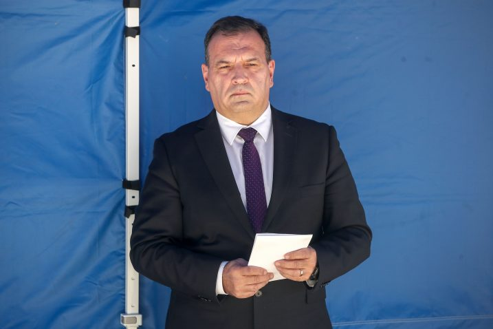 Vili Beroš / Foto : Igor Kralj/PIXSELL