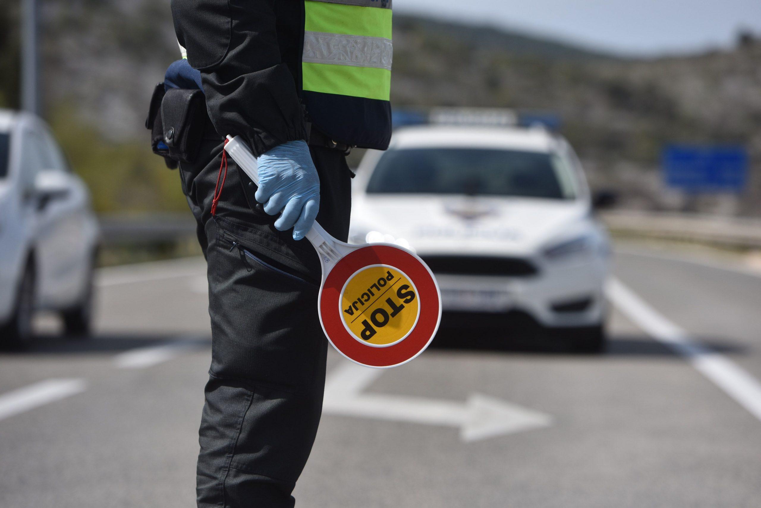 Policija / Foto Hrvoje Jelavic/PIXSELL