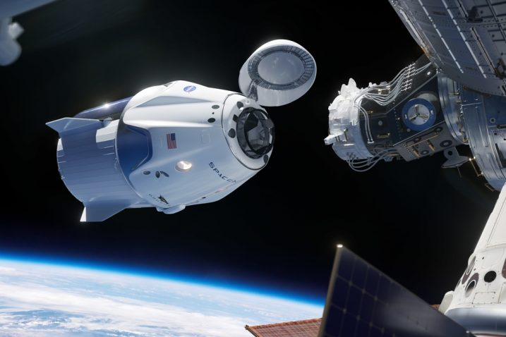 Foto SpaceX