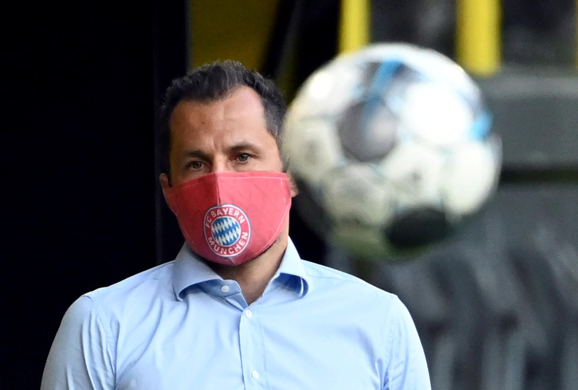 Hasan Salihamidžić/Foto REUTERS