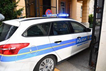 Ilustracija - policija / Foto Davorin Visnjic/PIXSELL