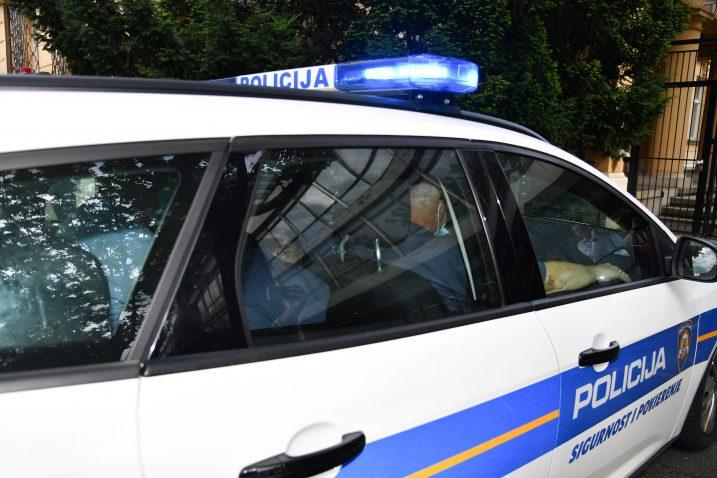 Ilustracija - policija / Davorin Visnjic/PIXSELL